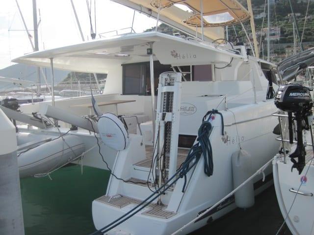 Catamarano Sicilia - Cabincharter