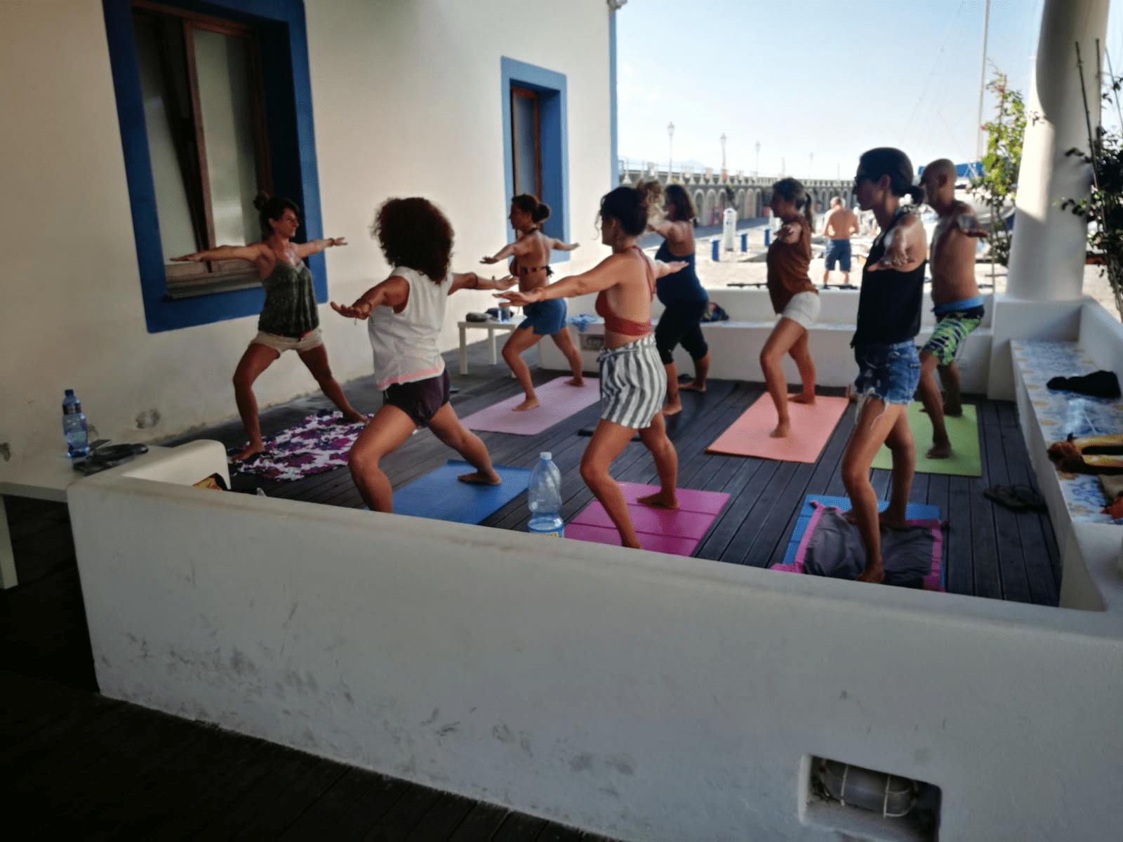 Vacanze Yoga e Vela